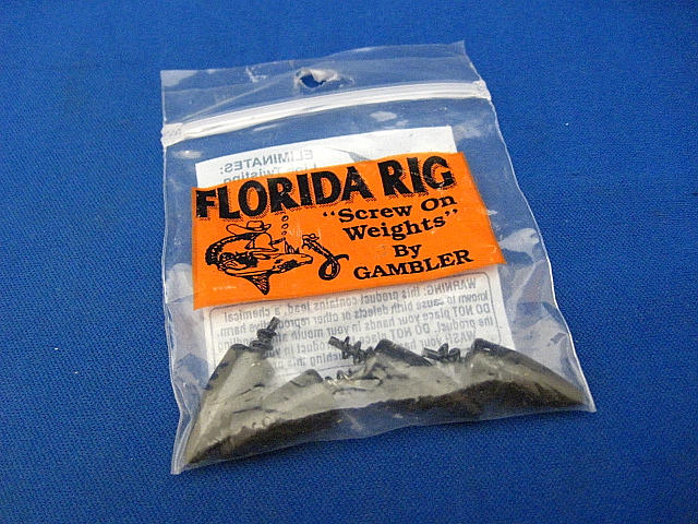 Florida Rig Weight