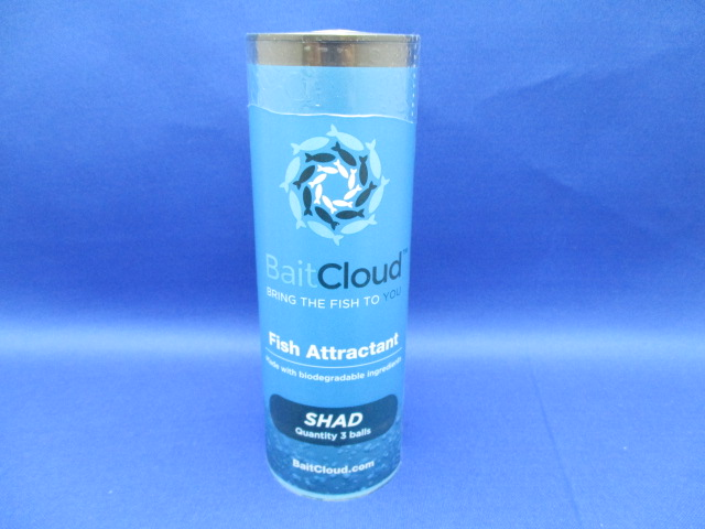 BaitCloud Fish Attractant