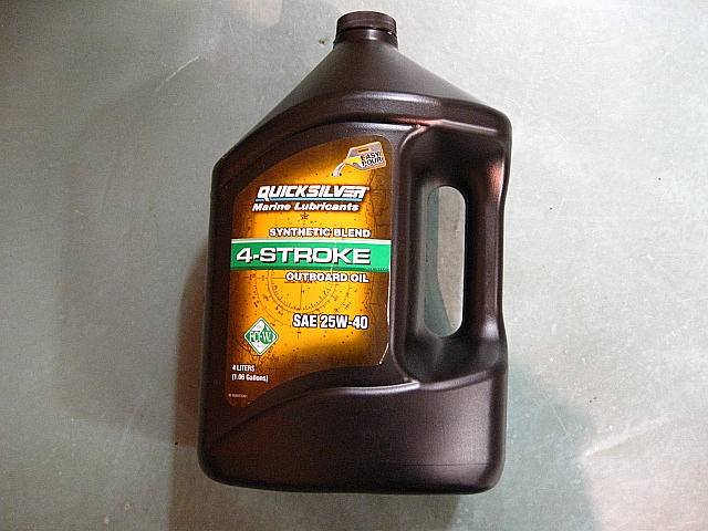 Synthetic 4 Stroke Oil 4L
