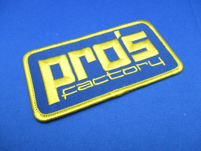 Pros Factory Patch A