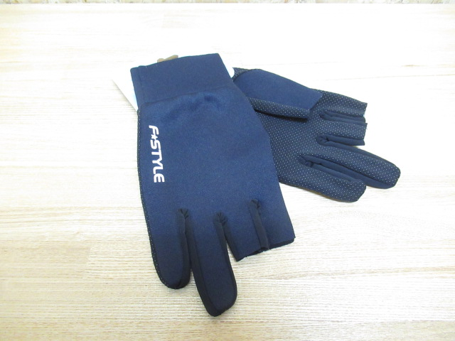 StretchTi Glove(3Finger)