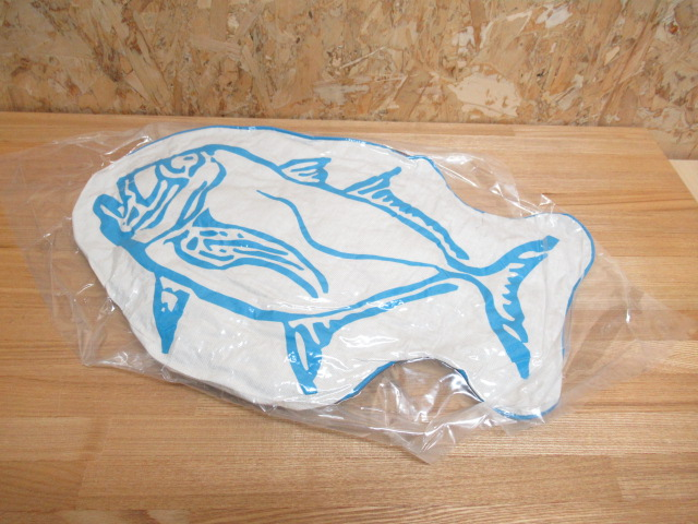 PP-007 Fish DaicutCushion