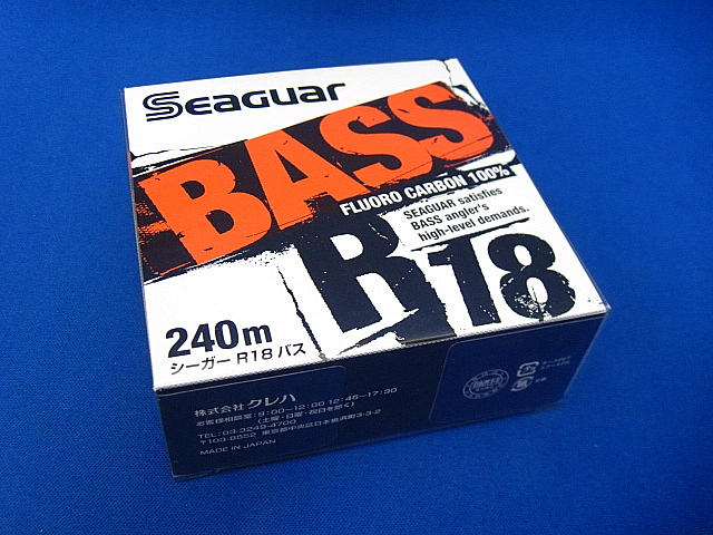 Seaguar R-18 BASS