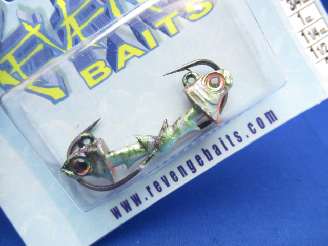 Swim Bait Heads 1/8oz