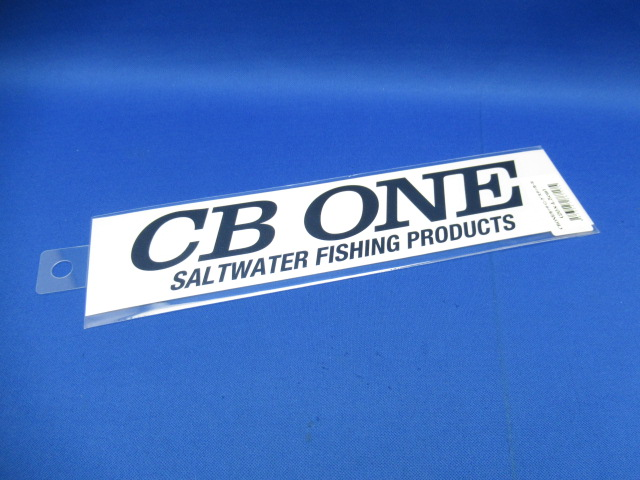 CB ONE Cutting Sticker