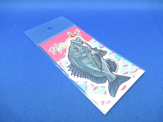 Waterside Peterpan Original BIG Sticker #BITE AJI