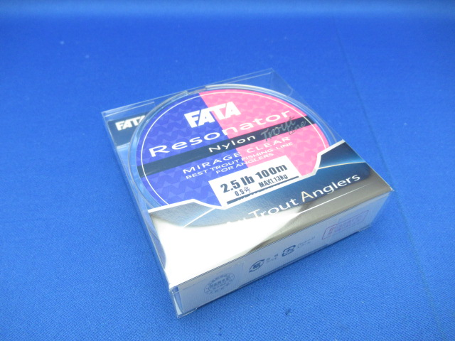 FATA Resonator Nylon 100m
