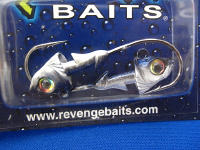 Swim Bait Heads1/4oz